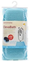 clevamama clevabath bath mat and kneeler bath potty