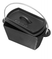 afritrail bread potjie camping