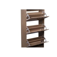 kaio perugia 3 drawer shoe cabinet living room furniture