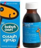 babys own cough syrup 100ml health product