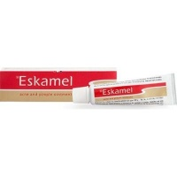 eskamel acne and pimple ointment 20g shaving