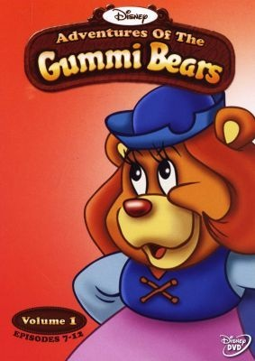 Photo of Adventures Of The Gummi Bears - Vol.1 Episodes 7-12