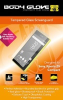 body glove tempered glass screen guard for sony xperia z5