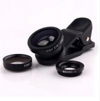 raz tech 3 in 1 universal camera lens kit for smartphones electronic