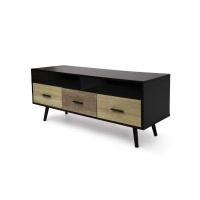 fine living surrey tv unit triple living room furniture