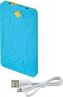 mimate mpb02 power bank 4800mah blue cellular accessory