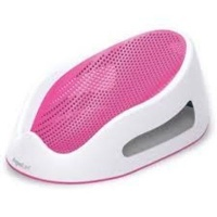 angelcare bath support pink bath potty
