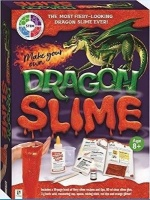 make your own dragon slime kit learning toy