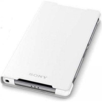 sony scr10 style cover for xperia z2 white