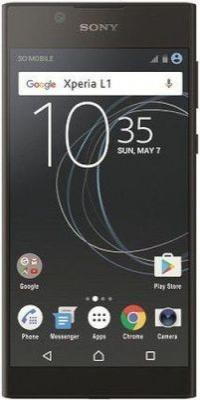 """Photo of Sony Xperia L1 5.5"""" -Core LTE & Cellphone"""