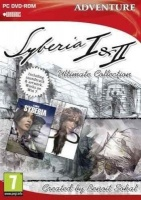 syberia 1 and 2 ultimate collection pc dvd rom other game