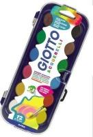 giotto acquarell colour blocks 12 pieces arts craft