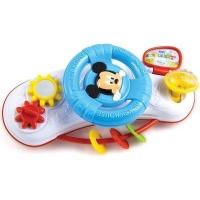 disney baby mickey stroller center musical toy