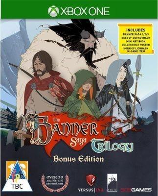 The Banner Saga Trilogy Bonus Edition
