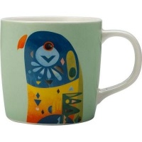 maxwell and williams pete cromer mug lorikeet 375ml