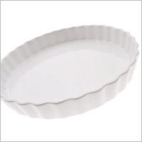 maxwell and williams white basics quiche dish 28cm