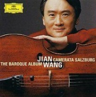 baroque album the wang camerata salzburg imported music cd