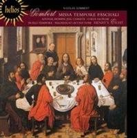 gombert missa tempore paschali music cd