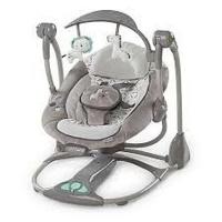 ingenuity convertme swing 2 seat orson pram stroller