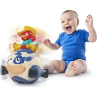 bright starts rodeo rooster musical toy