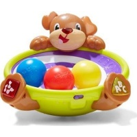 bright starts spin and giggle puppy musical toy