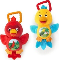 baby einstein sing and play songbirds musical toy