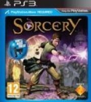 sorcery move compatible playstation 3 dvd rom other game