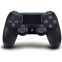 sony new playstation dualshock 4 v2 controller black ps4 accessory