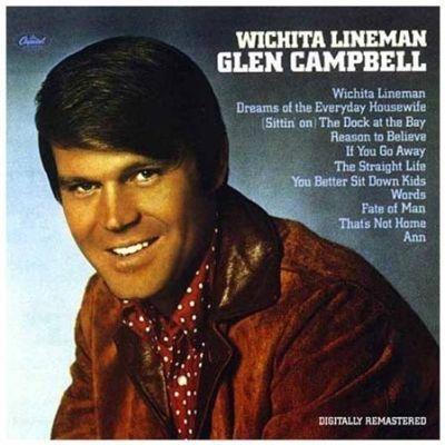 Photo of Wichita Lineman CD
