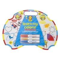 alex toys learn my colours board arts craft
