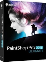 corel paintshop photo editing software 2018 mini box graphics publishing