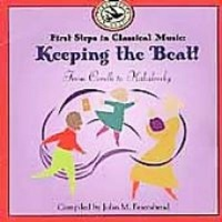 first steps in classical keeping the beat music cd