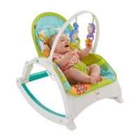 fisher price new style newborn to toddler rocker pram stroller
