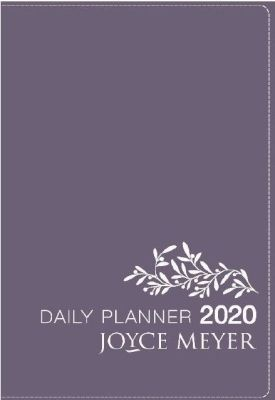 Photo of Joyce Meyer Daily Planner 2020