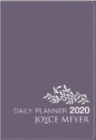 joyce meyer daily planner 2020 leather fine binding other