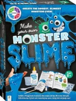 make your own monster slime kit learning toy