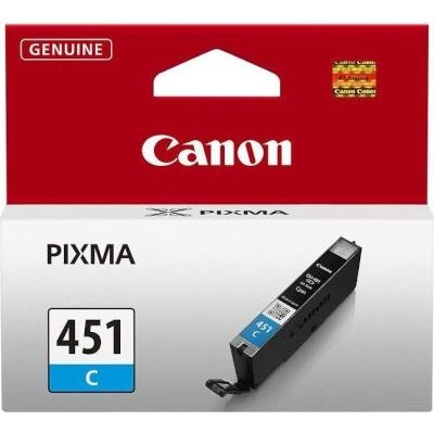 Photo of Canon CLI-451C Ink Cartridge