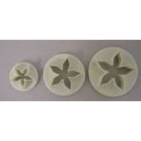 tbt bakeware calyx cookie cutter set 3 piece white other kitchen appliance
