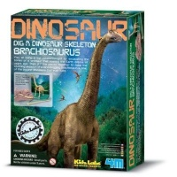 4m kidz labs dig a brachiosaurus learning toy