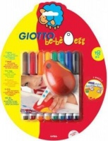 giotto be egg arts craft
