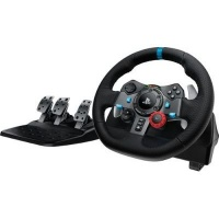 logitech g29 driving force racing wheel for ps3 ps4 with ps4 accessory