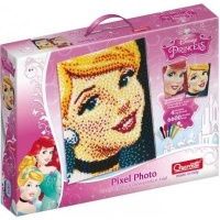 quercetti pixel art disney princess cinderella and ariel craft supply