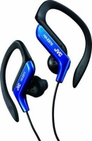 jvc ha eb75 over ear sport headphones blue headphone
