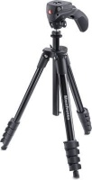 manfrotto mkcompactacn bk new action tripod