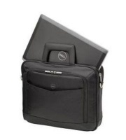 dell professional lite briefcase bag for 14 notebooks black
