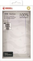 krusell kivik cover for sony xperia e5 clear