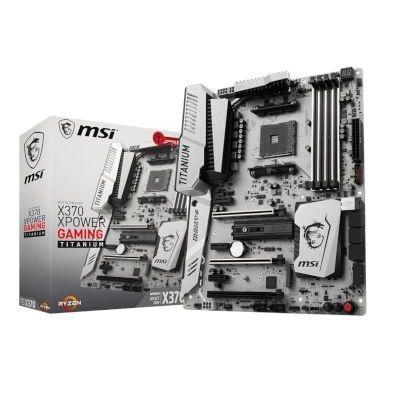 Photo of MSI X370 XPower Gaming Titanium AMD X370 ATX Motherboard