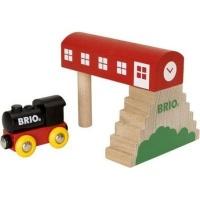 brio classic bridge station electronic toy
