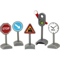 brio traffic sign electronic toy