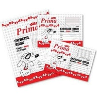 prima scholastic speckled exercise book a4 17mm 72 pages other